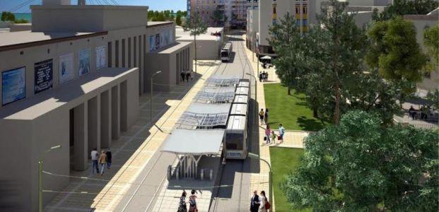 12 adet tramvay aracı alımı sözleşmesi imzalanıyor