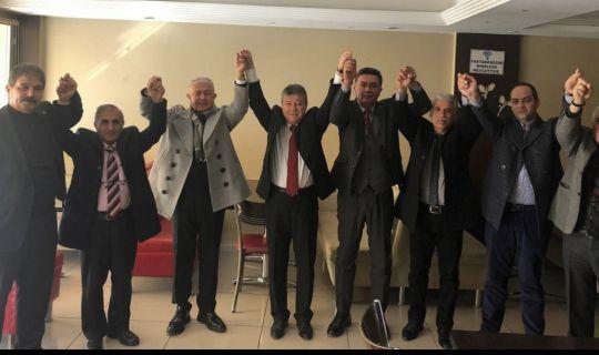 CHP ve İYİ Parti ortak liste çıkardı