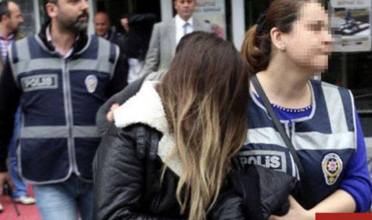 İzmit'de Fuhuş operasyonu: 8 gözaltı
