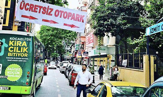 Büyükakın'ın önerisi ile şehir içinde trafik rahatlıyor