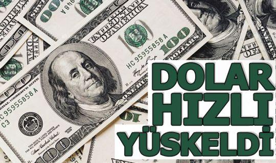 Dolar hızlı yükseliyor | Dolar ne kadar oldu?