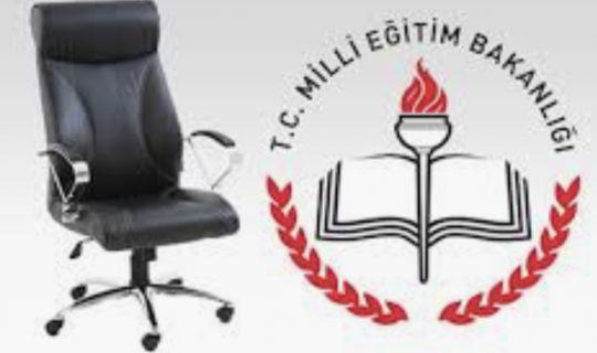 Kocaeli'de, 382 okul müdürünün görev yeri değişecek