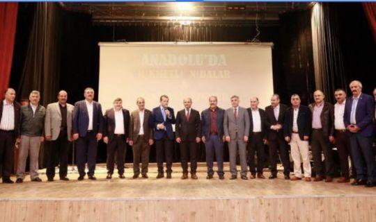 Körfezliler Türkülerle, Anadolu'yu gezdi