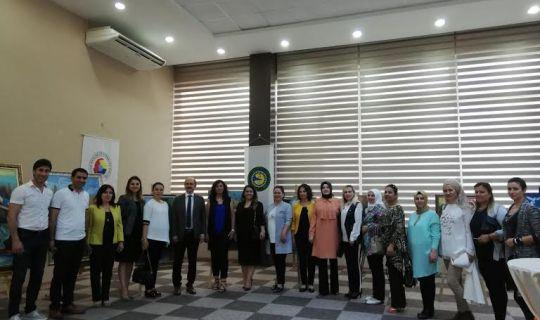 Körfez Ticaret Odası ve Kocaeli Kadın Girişimciler Kurulu İşbirliği İle KTO'da Sergi