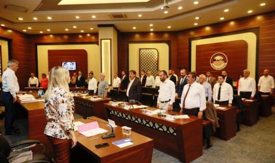 Körfez'de, Haziran ayı meclisigerçekleştirildi,
