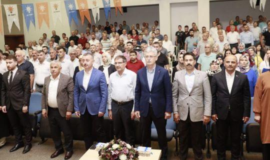 AK Parti Körfez'de, 'birlik' mesajları