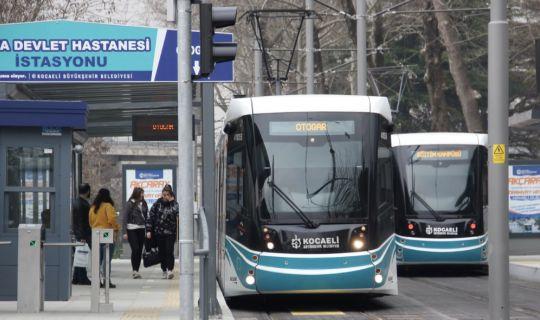 Akçaray, 6 ayda 6 milyon yolcu taşıdı