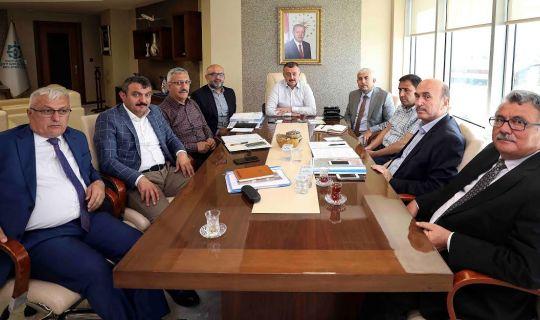 Büyükşehir'den ilçelere bölge koordinatörü ataması yapıldı
