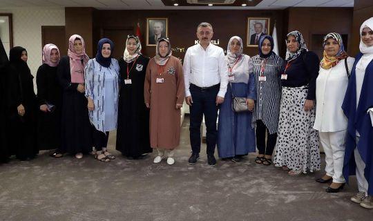 ''Gebze'ye kent misafirhanesi kazandıracağız''