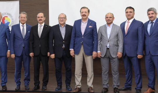 Hisarcıklıoğlu, Recep Öztürk'ü örnek gösterdi