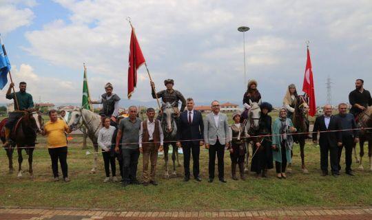 Rahvan At Yarışı İhsaniye Koşusu Tamamlandı