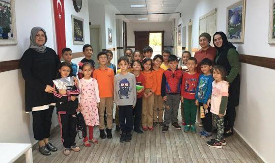 Başiskele'de, Dünya Çocuk Kitapları Haftası Etkinliği