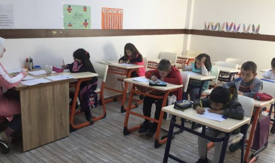 Başiskele'de Eğitime Ara Yok
