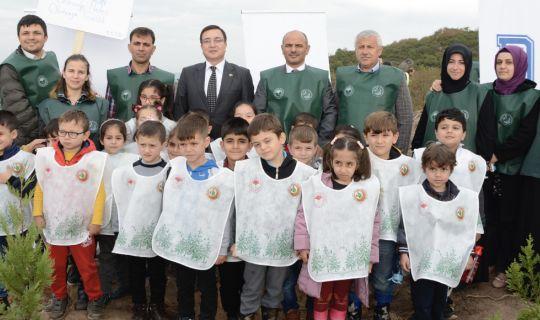 """En güzel miras; daha yeşil bir Türkiye olacak"""""""