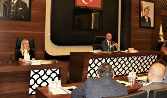 Körfez'de, kasım ayı meclisi gerçekleştirildi