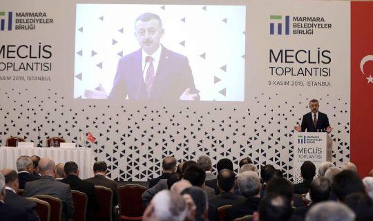 """""""Marmara Denizi, için ortak aksiyon alınmalı"""","""