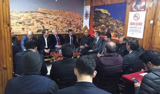 Körfez Mardinliler, Yeniden Refah'ı ağırladı