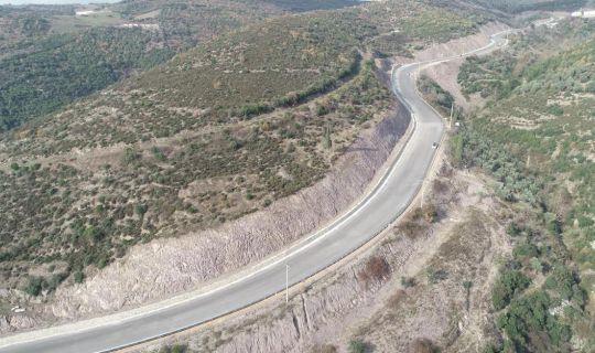 Körfezİlimtepe yolu asfaltlandı