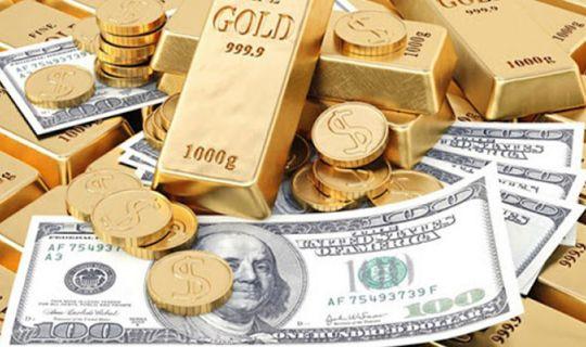 Dolar düştü altın sert yükseldi!