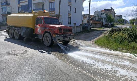 Başiskele Belediyesi Koronavirüs'e Karşı Hız Kesmiyor