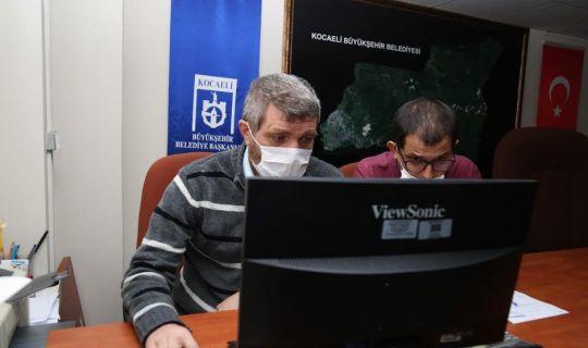 Büyükşehir'den online durak ihalesi