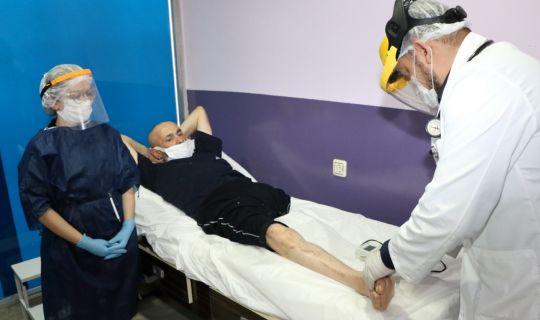 Covid-19 salgınında engelli bireyler unutulmuyor