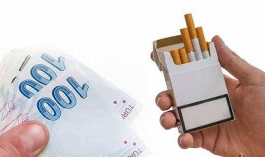 Sigara zammında ilk açıklama geldi