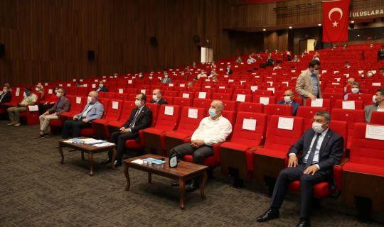 2019 yılı bütçe kesin hesabı Büyükşehir Meclisi'nde kabul edildi