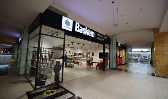 BAŞKEM Mağazası'nda Satışlar Yeniden Başladı