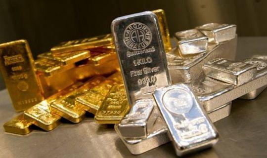 Altın ve gümüş yükselmeye devam ediyor