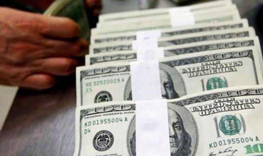 Bir haftada 1,3 milyar dolarlık döviz alındı