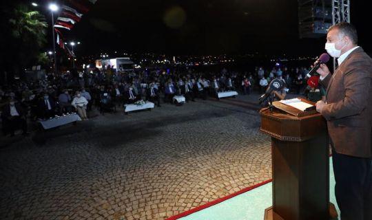 """Başkan Büyükakın, """"Kocaeli'deki kentsel çalışmalara 10 milyar bütçe ayrıldı"""""""