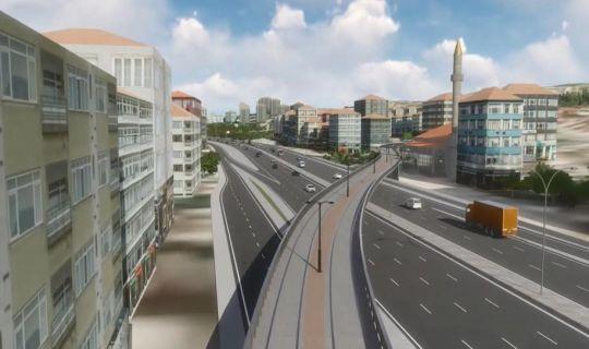Kuruçeşme tramvay hattı için dev adım
