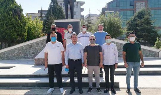 Gelecek Partisi Körfez İlçe Teşkilatı, ziyaretlerine başladı