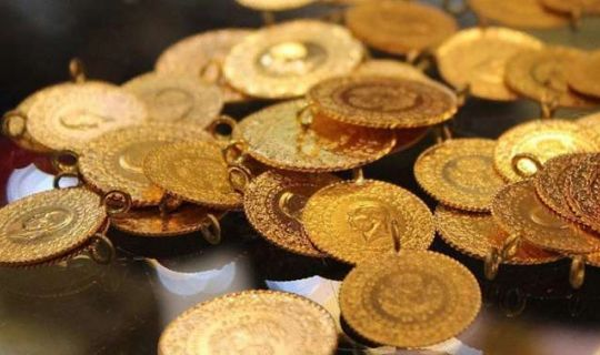 Gram altın 468 lira seviyelerinde
