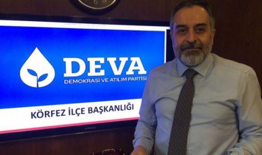 Başkan Bozkurt; Z kuşağı Türkiye'ye DEVA ile sahip çıkıyor