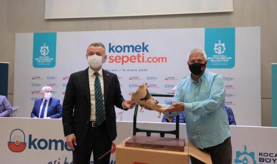 KO-MEK Sepeti'nden dijital pazara hızlı giriş