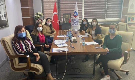 Körfez Ticaret Odası, Kadın Girişimcileri Toplandı