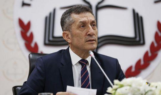 Bakan Selçuk'tan yüz yüze sınav açıklaması