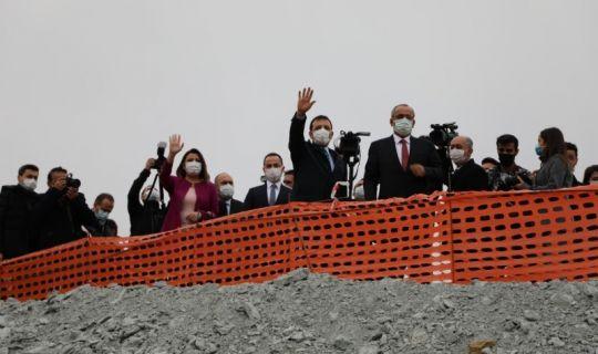 Kiptaş İzmit Çınar Evler'de, sözleşmeler imzalanmaya devam ediyor