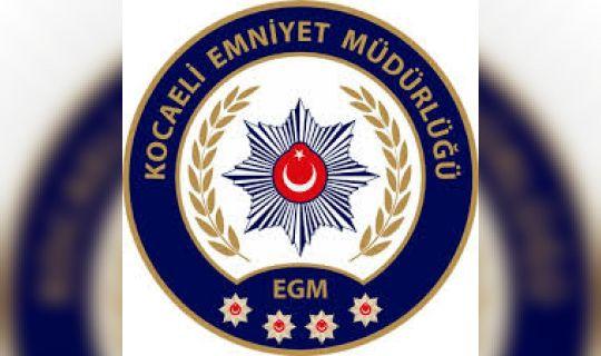 Kocaeli Emniyet Müdürlüğü, FETÖ/PDY terör örgütü kapsamında 8 şüpheli şahıs yakalandı