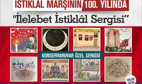 12 Mart İstiklal Marşı'nın kabulünün 100. Yıldönümünde;