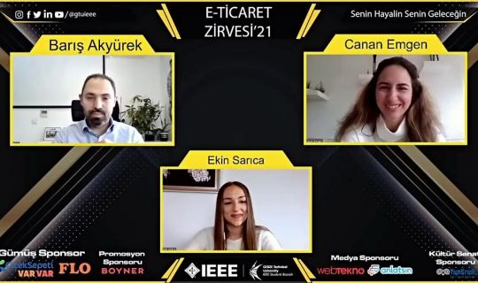 E-Ticaret, Zirvesi'21 Düzenlendi