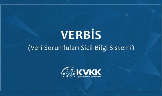 VERBİS'e kayıt süreleri yıl sonuna kadar uzatıldı
