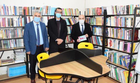 Kütüphane Haftası Ziyaretleri