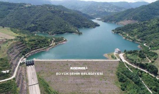 Yuvacık barajı'nda doluluk oranı yüzde 99 seviyesinde