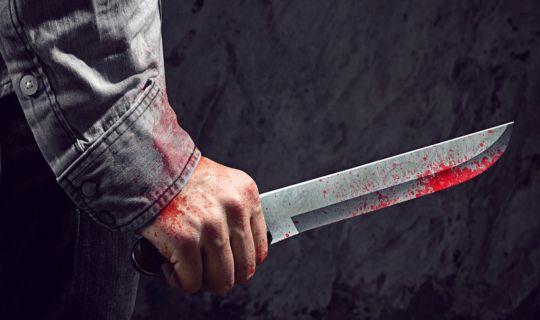 Körfez'de bıçakla cinayet işledi