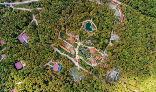 En iyi ''Ekolojik Destinasyon Ödülü'' Ormanya'nın  Ormanya'ya uluslararası ödül