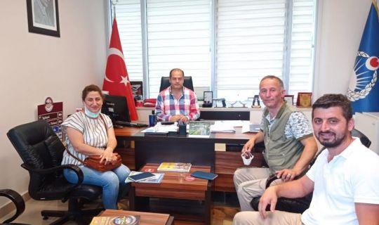 Kurban Bayramı öncesi ilçe belediyeleri ile koordinasyon toplantıları yapıldı