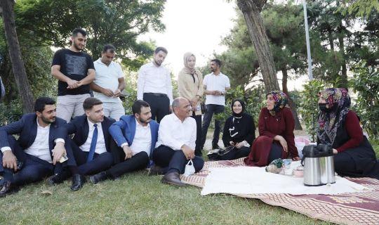 """Başkan Söğüt, """"Güçlü Türkiye gençlerin omuzlarında yükselecek"""""""